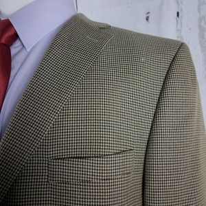 Club Room Macy's Men's 46R Gold Blazer Sports Coat